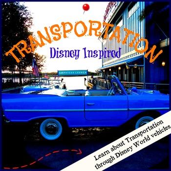 Disney-inspired:Transportation