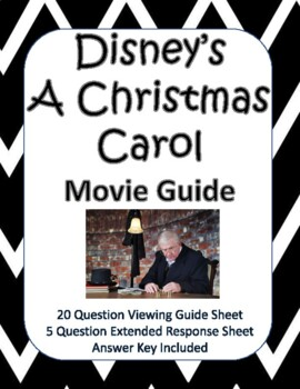 Disney's A Christmas Carol (2009) Movie Guide