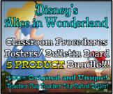 Disney's Bulletin Board/Posters Classroom Resource Set (Al