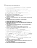 Disney's Coco Movie questions for Music Education -Elementary/Early Middle level