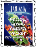 Disney's Fantasia 2000 Follow Along Packet--ON NETFLIX NOW
