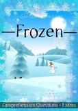 Frozen Movie Guide + Activities (Color + Black & White)