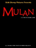 Disney's Mulan (2020 Live Action Remake) Movie Viewing Guide
