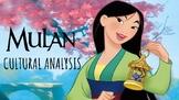 Disney's Mulan: Ancient Chinese Cultural Traits & Cultural
