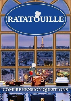 Disney's Ratatouille (2007) - Movie Guide Questions + Extras - Answer Key Inc.