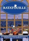Ratatouille Movie Guide + Activities (Color + Black & White)