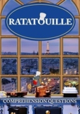 Ratatouille Movie Guide + Activities - Answer Keys Included
