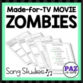 Disney's ZOMBIES Song Studies