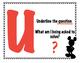 Disney themed C.U.B.E.S Strategy Poster