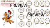 Disney themed Toy Story classroom wish list (round up)-EDITABLE