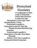 Disneyland Geometry- Parallel and Perpendicular Lines