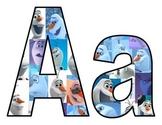 Disney's Frozen Olaf Letters