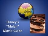 "Disney's ""Mulan"" Movie Guide"