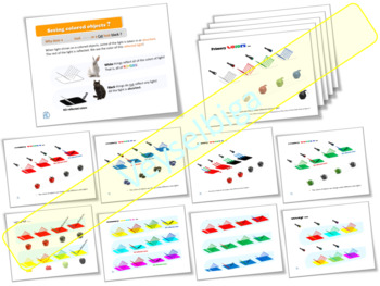 Dispersion of Light - (Colors and Filters) - Lesson Presentation