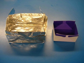 Displacement Aluminum Foil Boat Activity, Volume, Density, Engineering (3 of 3)