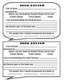 Display Book Reviews