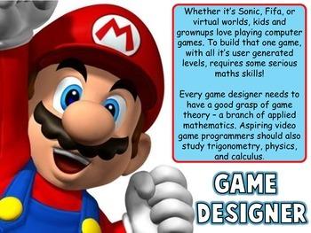 Display - Cool Careers in Maths