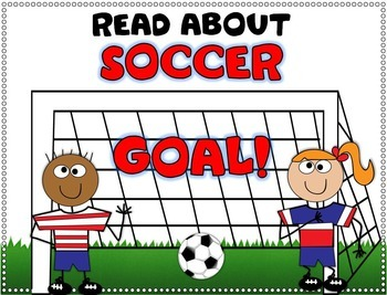 Subject Signs for Library Displays: Sports Set