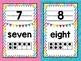 Display Numbers 1-20