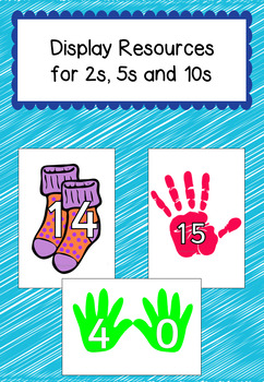 Display resources for 2s, 5s and 10s