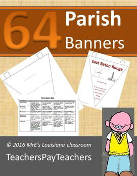 Displaying 64 Parishes
