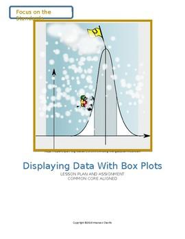Displaying Data With Box Plots