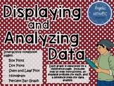 Displaying and Analyzing Data