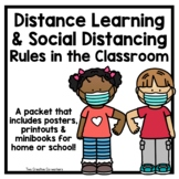 Distance / Digital Learning & Classroom Safety Rules