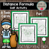 Distance Formula Activity (Task Cards)