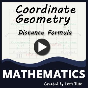 Distance Formula | Coordinate geometry