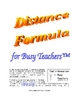 Distance Formula for Busy Teachers