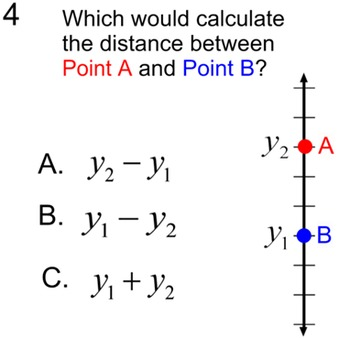 Distance Formula for PDF 2 lessons and 4 assignments
