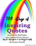 Distance Learning 180 Inspiring Quotes of the Day (with im