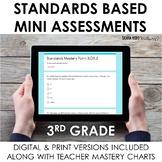 3rd Grade Math Google Forms Assessments Digital Quick Chec
