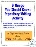 Distance Learning: 6 Things You Should Know Expository Wri