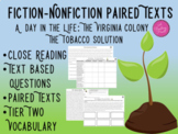 Distance Learning A Day in the Life: The Virginia Colony T