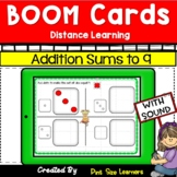 Distance Learning | Addition Activities for Kindergarten |