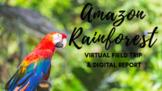 Distance Learning Amazon Rainforest Virtual Field Trip Goo