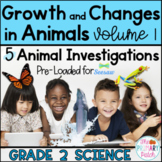 SEESAW™ Animal Research Projects: Grade 2 Science [Part 1]