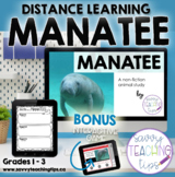 Distance Learning Animal Research  the MANATEE