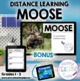 Distance Learning Animal Research  the MOOSE