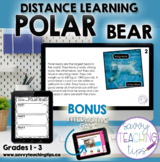 Distance Learning Animal Research  the POLAR BEAR