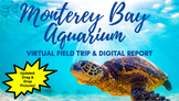 Distance Learning Aquarium Virtual Field Trip and Report D