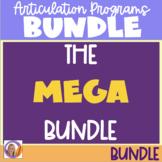 Distance Learning Articulation Programs & Homework MEGA Bundle
