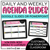 Agenda Slides   Assignment Slides   Google Slides PowerPoi