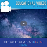 Distance Learning Astronomy Life Cycle of a Star DIGITAL V