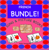 Distance Learning BUNDLE! SONG & PICTURE BOOK