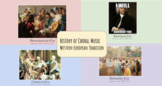 Choir Distance Learning BUNDLE- Non-Singing Lessons- History of Choral Music