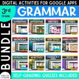 BUNDLE of Grammar Skills for Google Classroom
