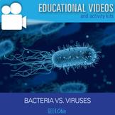 Distance Learning Bacteria vs. Viruses DIGITAL VIDEO LESSON